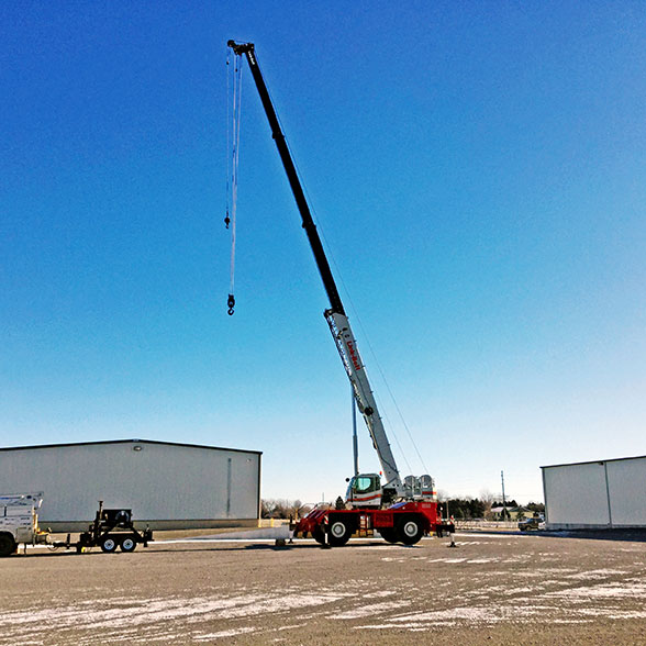 crane service fleet